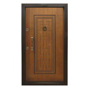 درب ضد سرقت گردویی کد 016
