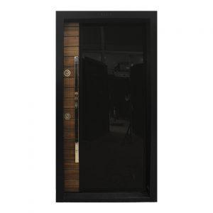 درب ضد سرقت شیشه ای مدرن